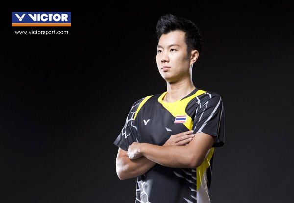 Boonsak Ponsana signs with VICTOR