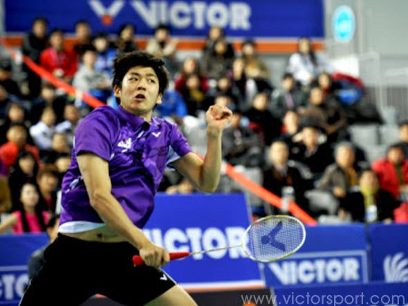 The little brother of all Korea badminton fans:Lee Yong Dae (2)