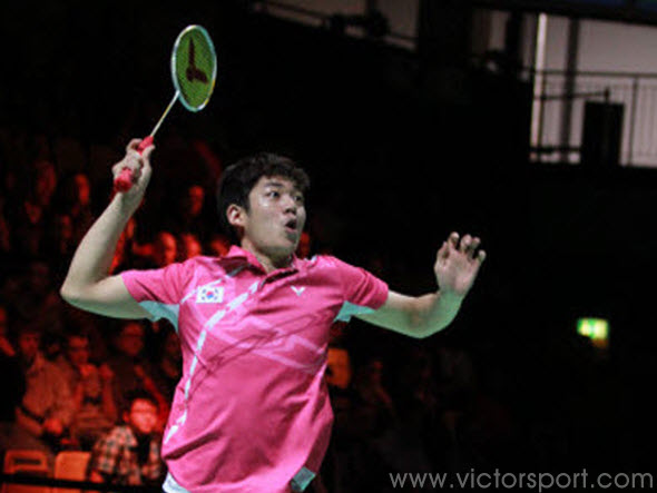 The little brother of all Korea badminton fans:Lee Yong Dae (3)