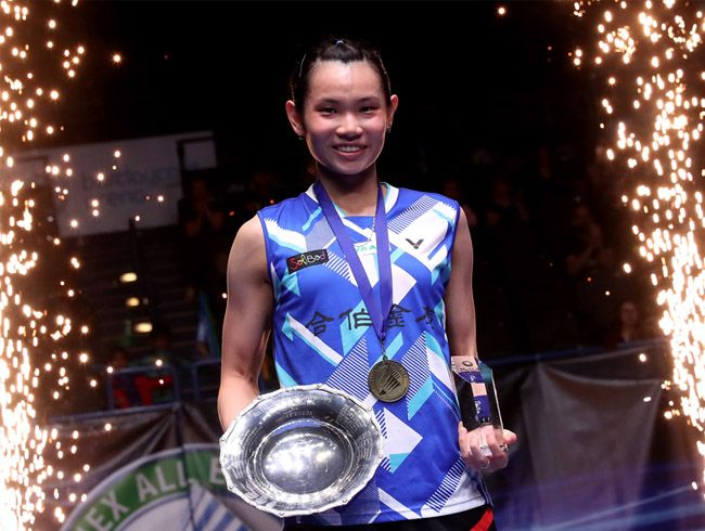 All England Glory for Tai Tzu Ying and Chang Ye Na/Lee So Hee